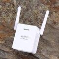 Марка 300 Мбит Wi-Fi Ретранслятор Wi-Fi Range Extender Усилитель Сигнала Repeater и Режим AP Двойной Внешней Антенны ЕС