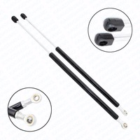 2pcs Rear Window Glass Auto Gas Struts Spring Lift Supports Damper Fits For 1992 1993 1994