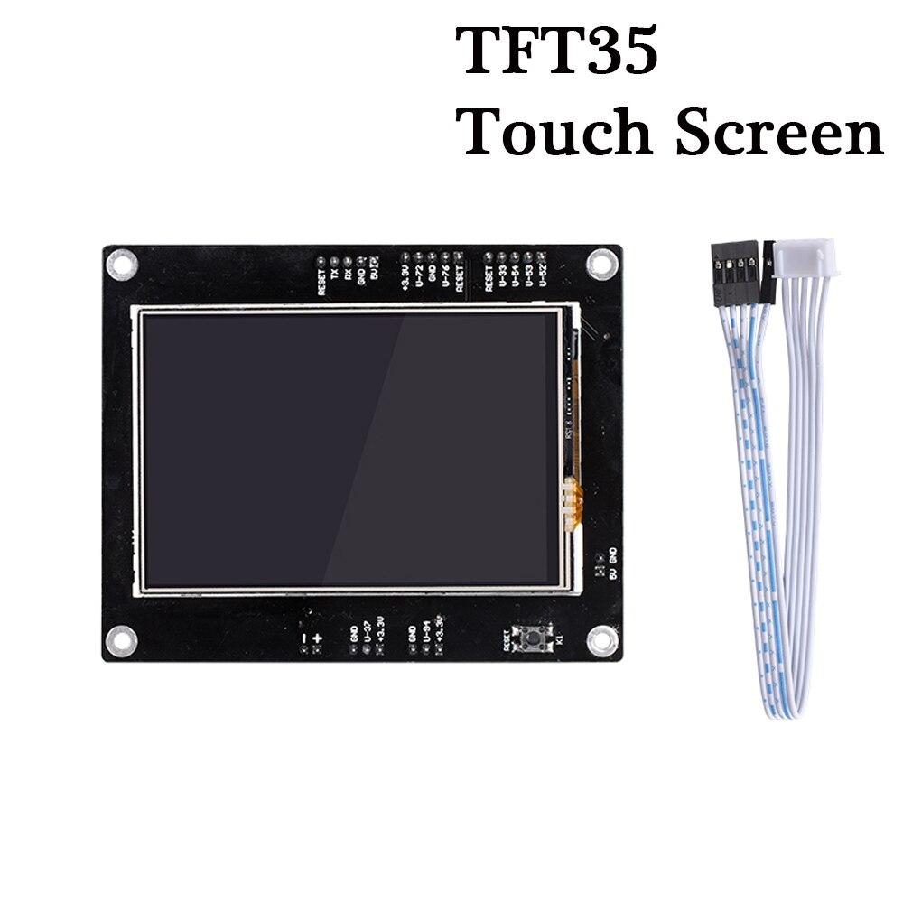 BIGTREETECH TFT35 V2 0 Touch Screen Smart Controller Display 3 5 inch Touch  Screen For SKR V1 3 MKS Gen V1 4 3D Printer Parts