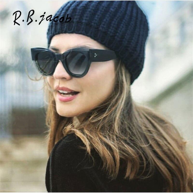 201 Autumn Classic Sunglasses Women Cat Eye Leopard Brand Designer Charm Hipster Lady Sun Glasses Cool UV400 Vintage Accessory