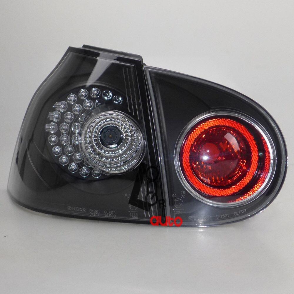 Светодиодный задний фонарь для гольф мк5 2003-2008 задний свет