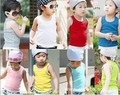 Конфеты окрашенный мальчик девочка t рубашка дети одежда мальчики дети в лето одежда