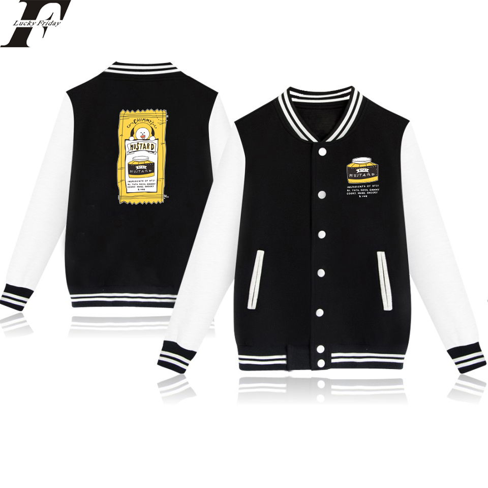 BTS NEW Style Jacket Fashion Clothes Jacket Women/men Popular Idol Women Kpop Spring New Love Yourself Baseball Jacket Student