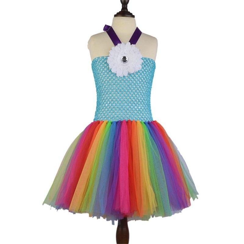 MUABABY Mädchen Wonder Frau Tutu Kleid Kinder Cosplay Kostüm Baby ...