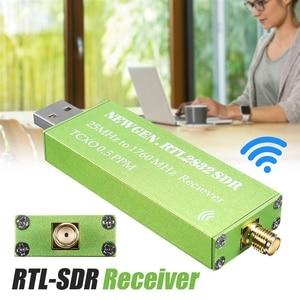 Image 3 - Adaptador USB RTL SDR RTL2832U + R820T2 + 1Ppm TCXO, sintonizador de TV, receptor