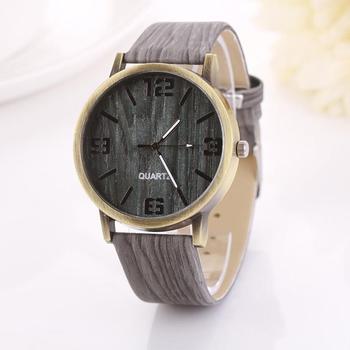 Essential watches women wood grain women quartz wristwatches bangle bracelet relojes new sep28.jpg 350x350