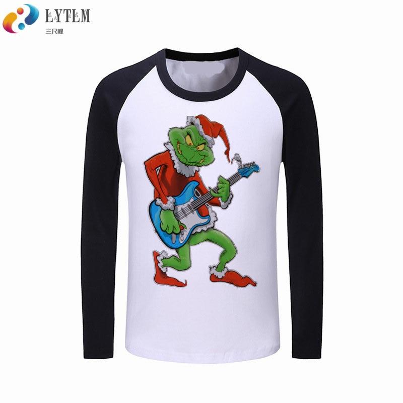 Detail Feedback Questions about LYTLM Funny Boy T shirts Grinch Tshirt  Girls Christmas Bobo Choses Baby Costume Roupa Menina Fall 2019 Boys T Shirt  With ... 58f5fa598690