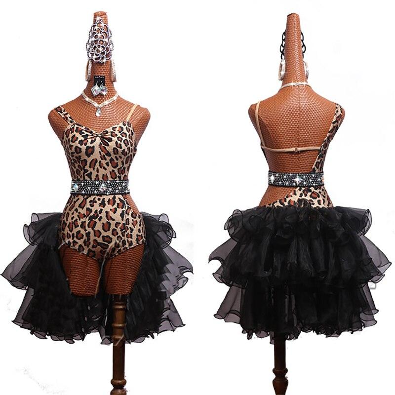 2017 Top Sale Latin Dance Dresses For Women Black Lace Club Party Dancer Singer Entertainer Fringe Tassel Black Dress DW1139