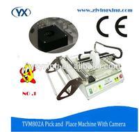 Специальные индивидуальные smart Светодиодный свет сборки линия китайский низкая цена завода чип монтажа машины маленький светодиодный прои