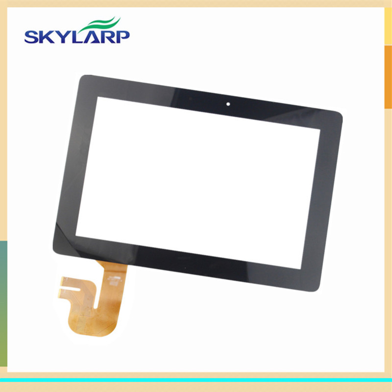 Black for ASUS Eee Pad Transformer TF200 Tablet PC Touch Screen Digitizer glass panel Replacement for new touch screen panel digitizer glass replacement asus eee pad slider sl101 10 1 inch black free shipping