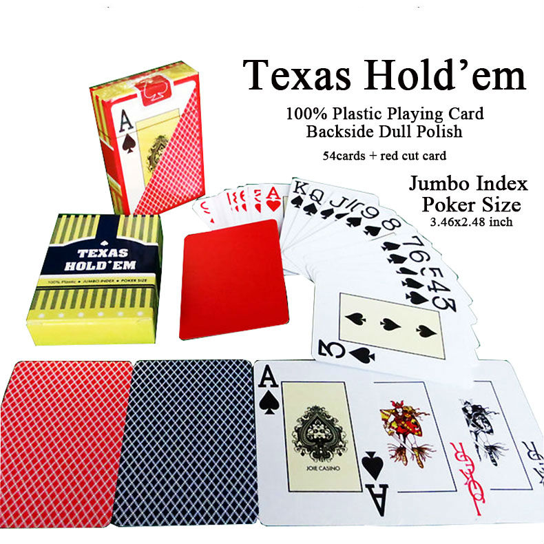 The Rules of Texas Hold'em