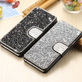 Wallet Pouch Case For iPhone 6 6S Plus 4.7&5.5 5 5S SE Fashion Full Bling Diamond Stand Leather Phone Cover For iPhone 6 6S Plus
