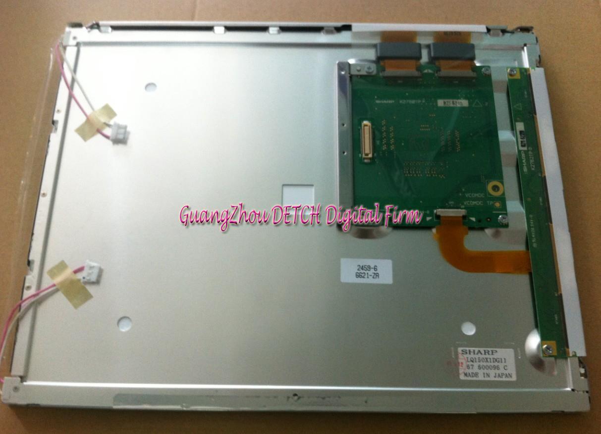 Industrial display LCD screenLQ150X1DG11 LCD Screen original 15 inch LCD lc150x01 sl01 lc150x01 sl 01 lcd display screens
