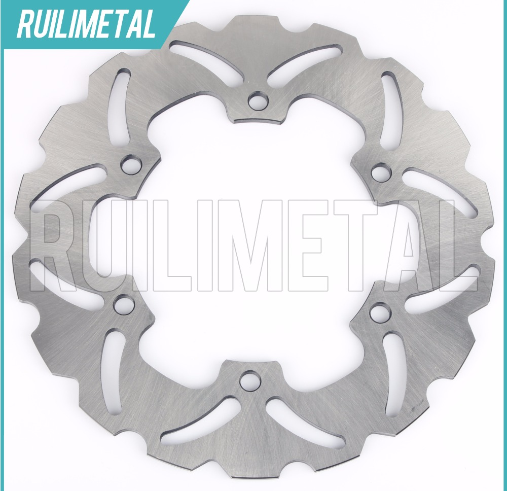 Rear Brake Disc Rotor for YAMAHA TT 250 YZF R6 1999 2000 2001 2002 99 00 01 02 R1 2002 2003 02 03