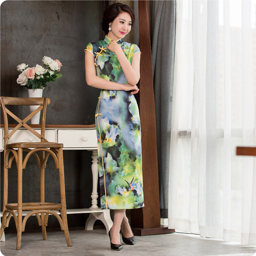 Aliexpress.com : Buy 2017 Traditional Chinese Clothing Elegant ...