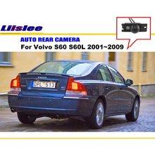 Liislee Inverso di Retrovisione di Backup Della Macchina Fotografica di Parcheggio Della Macchina Fotografica Per Volvo S60 S60L 2001 ~ 2009/HD CCD/Licenza luce targa Installare