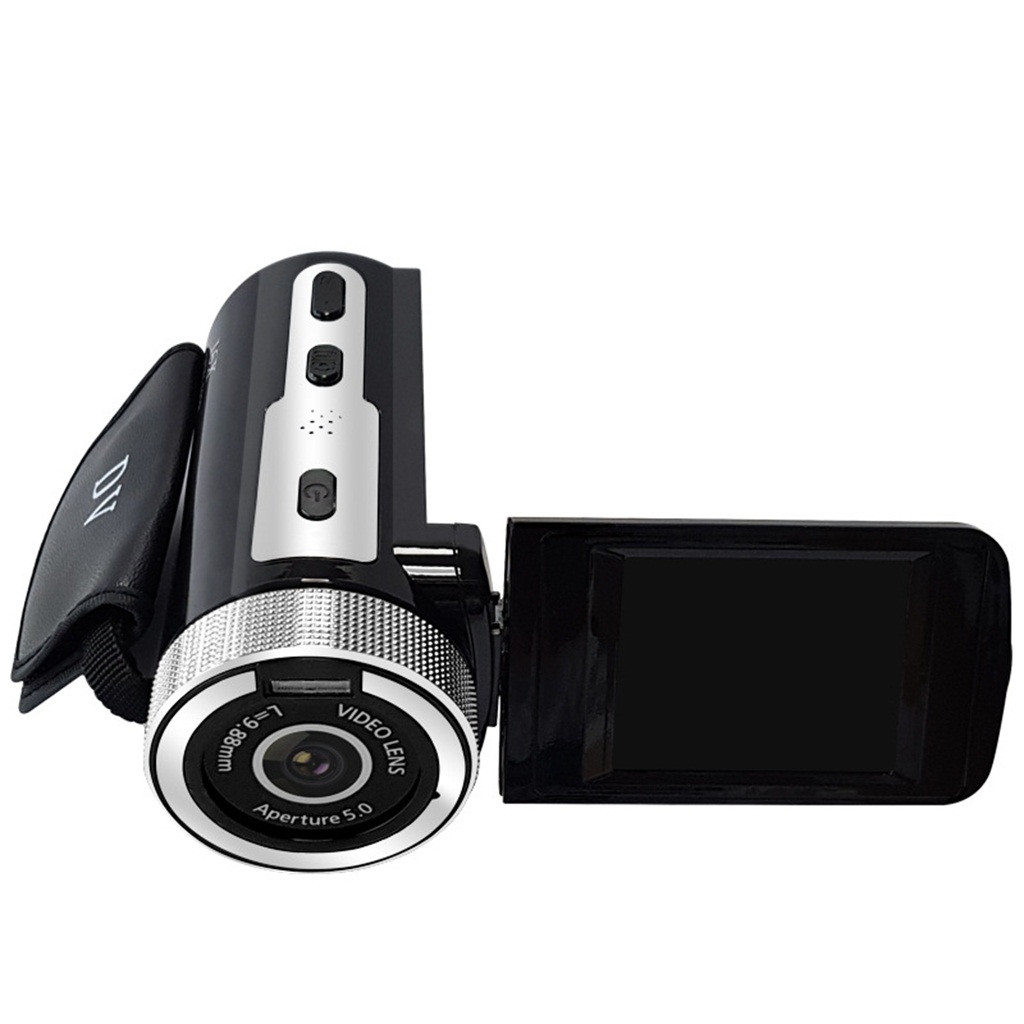 Camcorders Video Camcorder Hd 1080p Handheld Digital Camera 16x Digital Zoom 32 Gb Sd Card/hcsd Card 16 X Digital Zoom Led Lighting Lamp Reputation First