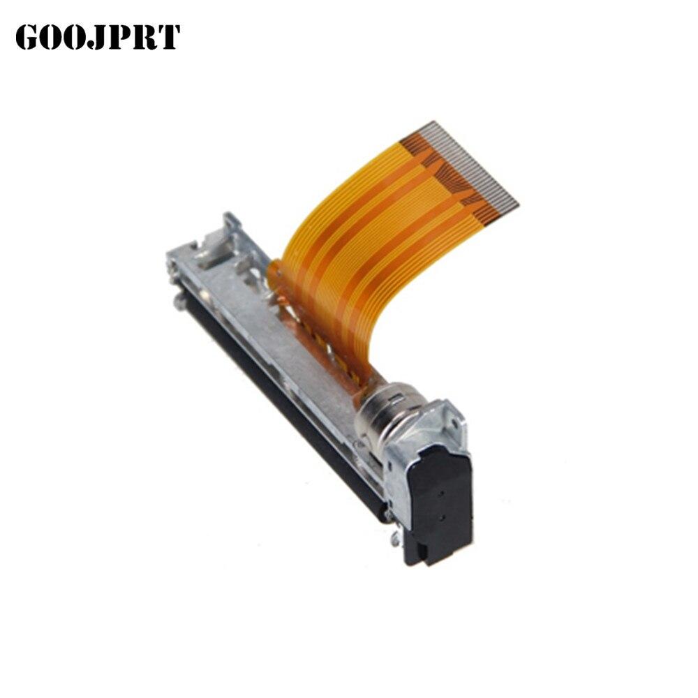 Livraison gratuite 3 pouce 80mm imprimante thermique mécanisme compatible avec Fujitsu FTP638MCL101/103