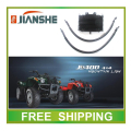 JIANSHE 400cc ATV ATV400 oil cooler radiator cooling system accessories free shipping