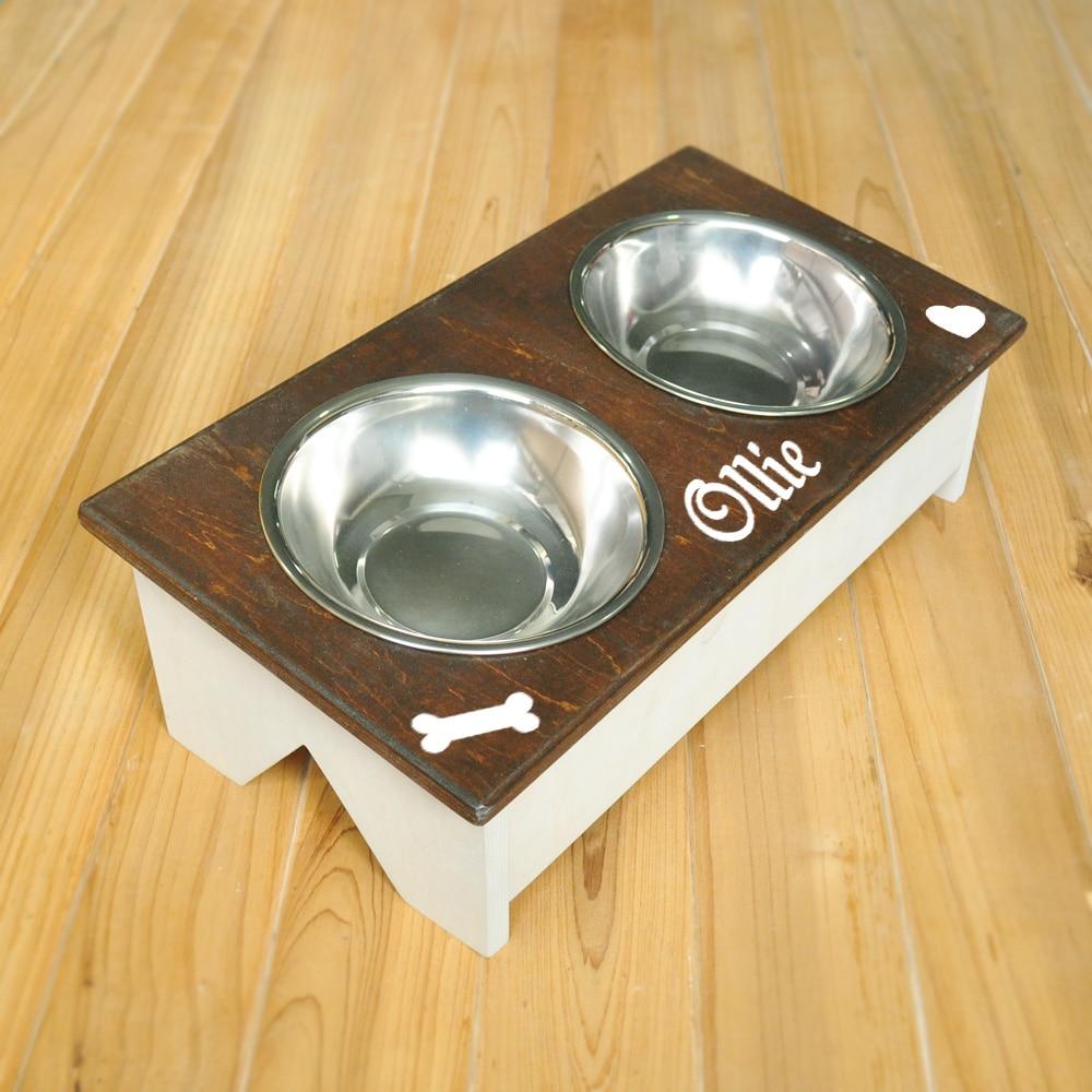 Medium Crop Of Dog Bowl Stand