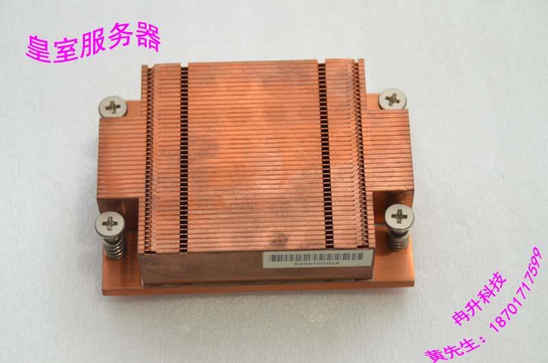 FOR LENOVO R510 servers radiator fins 603 604 pins 771 pin copper heatsink
