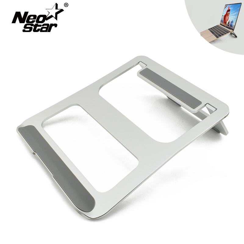 Folding Portable Laptop Stand Aluminium Alloy Notebook Stand For Laptop Accessories
