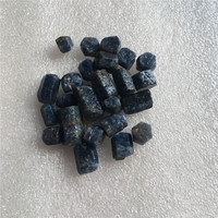 100g big size blue corundum rough sapphire natural special precious stones and minerals healing crystals from madagascar