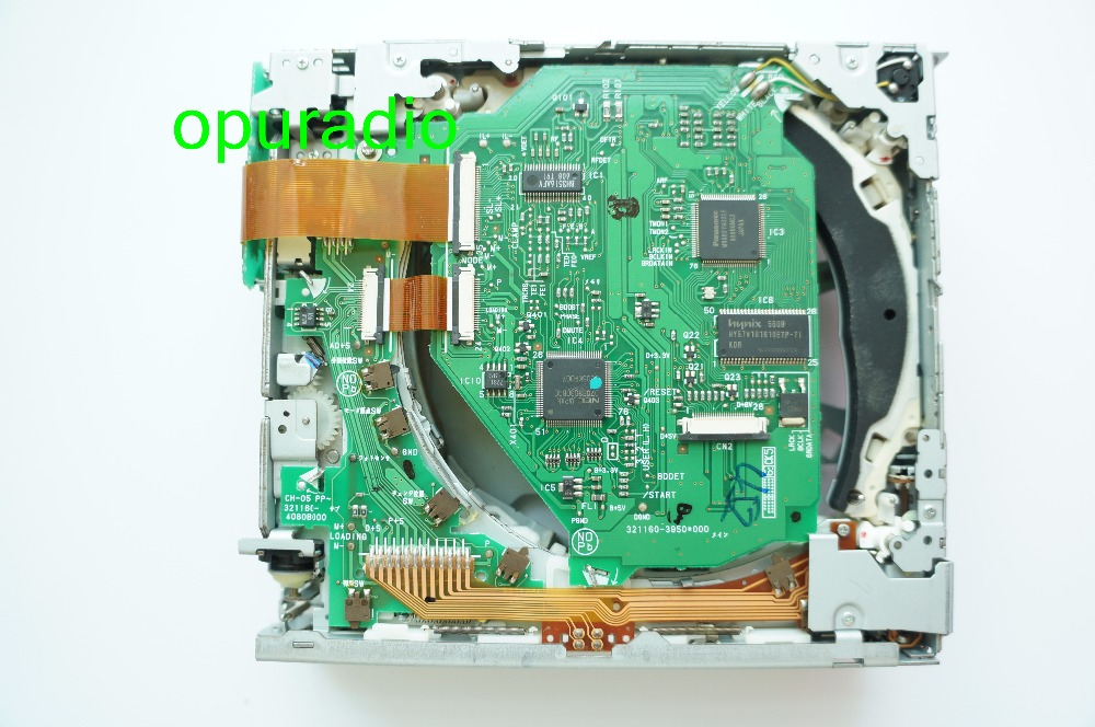New Fujitsu ten 4 CD mechanism CH 05 431 CH 05 421 CH 05 for Toyota