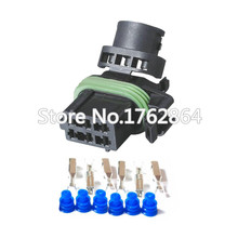 10 Sets 6 Pin Replacement Parts for Automotive with Terminals DJ7066A-3.5-21 car connector