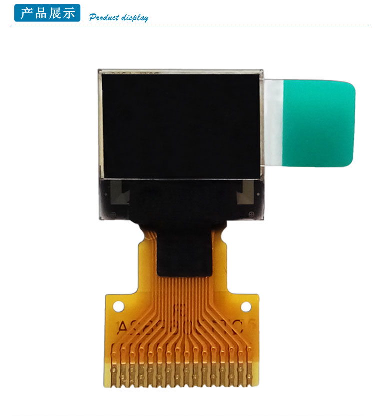 цена на 0.42 inch OLED LCD display SSD1306 white 16 pin llc / spi interface OLED module wholesale