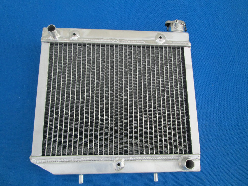 US $60 0 |Fit for Honda TRX450R TRX450 04 09 ATV 05 06 07 08 performance  alloy aluminum radiator-in Oil Coolers from Automobiles & Motorcycles on