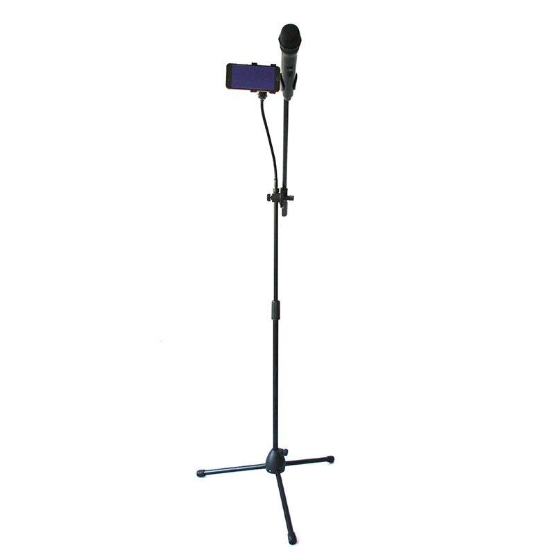 Unterhaltungselektronik Professionelle Schaukel Boom Boden Ständer Mikrofon Halter Mic Stand Ajustable Bühne Stativ Metall Schmerzen Haben