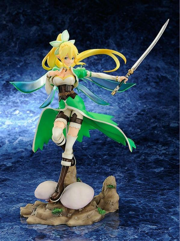 "10""25CM Sword Art Online Fairy Dance Leafa"
