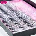 Stars Colors Natural Curl False Eyelashes Extension Eyes Tools 6mm 8mm 10mm 12mm Fake Eyelash Free Shipping Green Eyelash