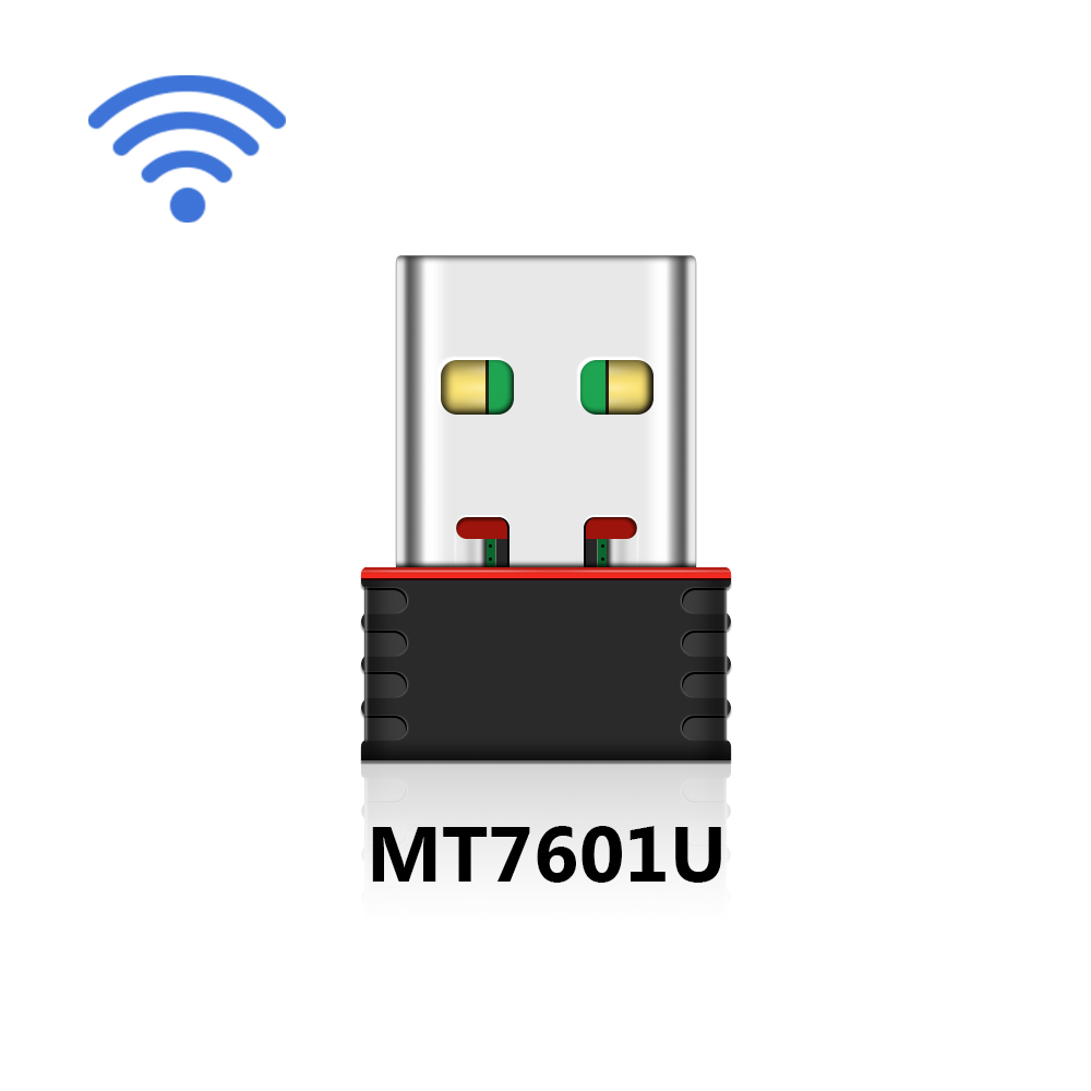 TECHKEY Mini Usb Wifi Adapter USB2.0 Wifi Antenna Wifi Usb Ethernet 150Mbps Wifi Dongle 802.11 N/g/b Enchufe Wifi Usb Lan Comfas