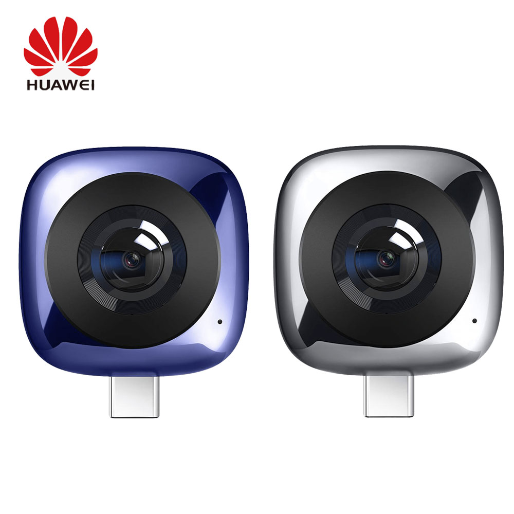 HUAWEI EnVizion 360 caméra Full HD panoramique VR 3D mouvement en direct pour Mate 10 20 P20 P30 Pro Android Smartphones