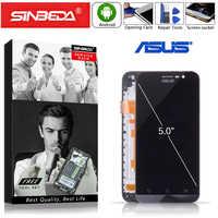 """5,0 """"Original para ASUS GO ZB500KL LCD Zenfone Go ZB500KL X00AD zb500kl pantalla táctil digitalizador ensamblaje"""