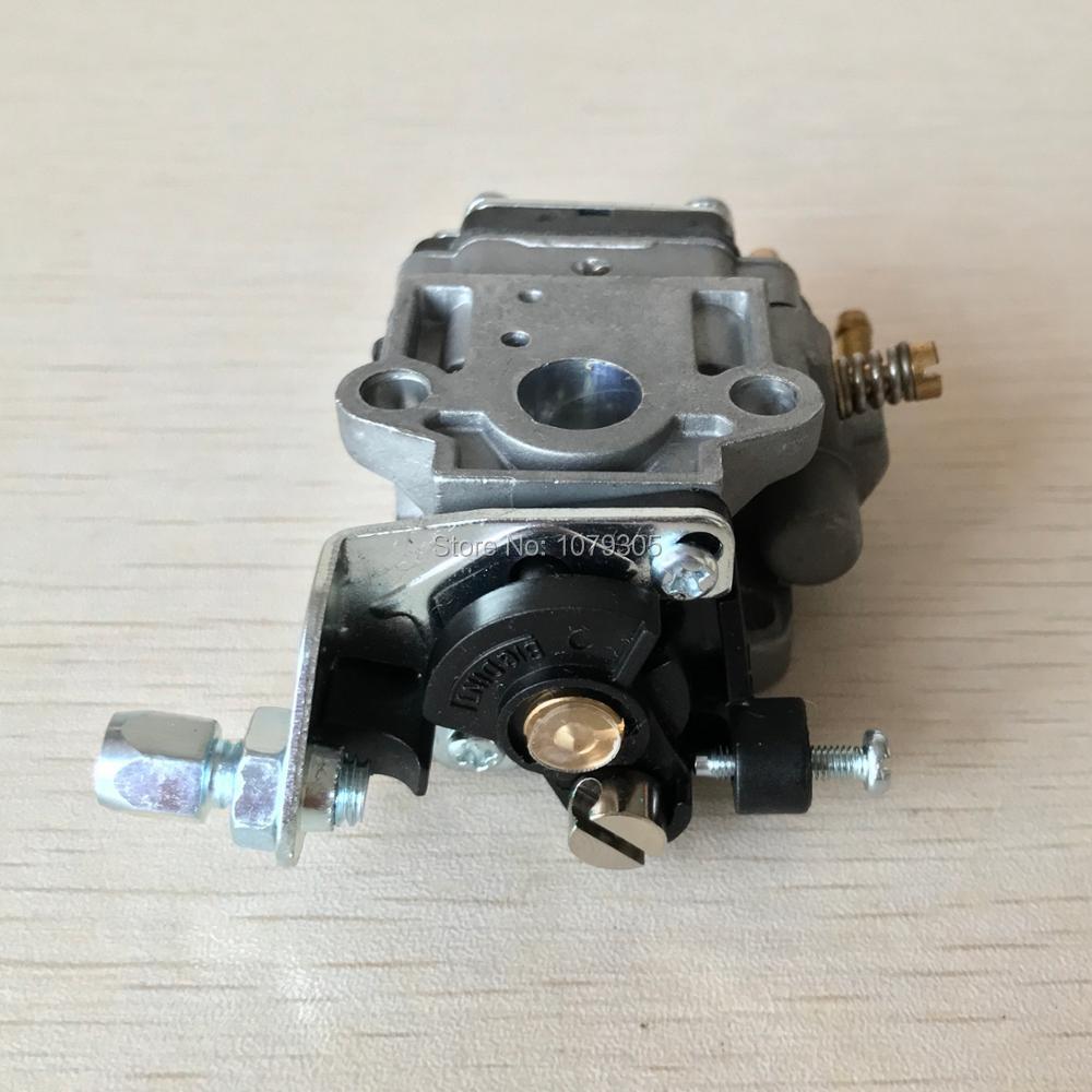Carburador de 10 mm para 330 1E36F / TU26 / 34 desbrozadora para Echo - Herramientas de jardín - foto 4