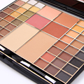 MISS ROSE Eyeshadow Powder and Blusher Makeup Palette Cosmetic Professional 7002-009N