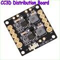 Оптовая продажа CC3D полет контроллер 5 В 12 В PDB распределения питания печатной платы для QAV250 Quadcopter FPV