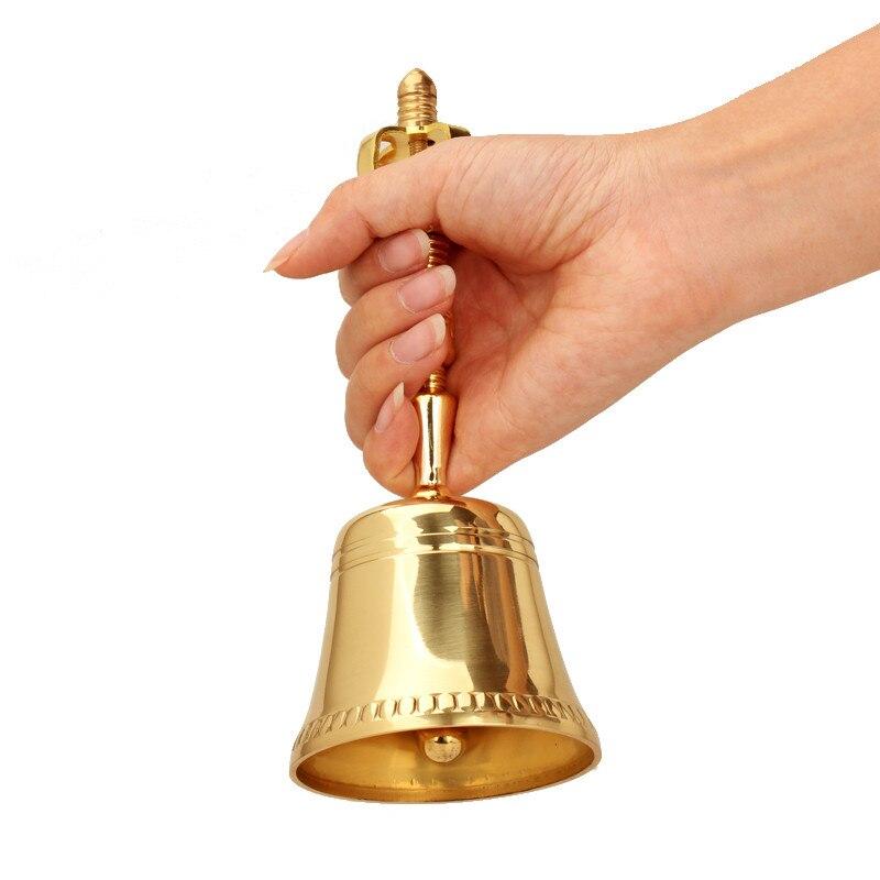 Golden Color Vajra Bell 6