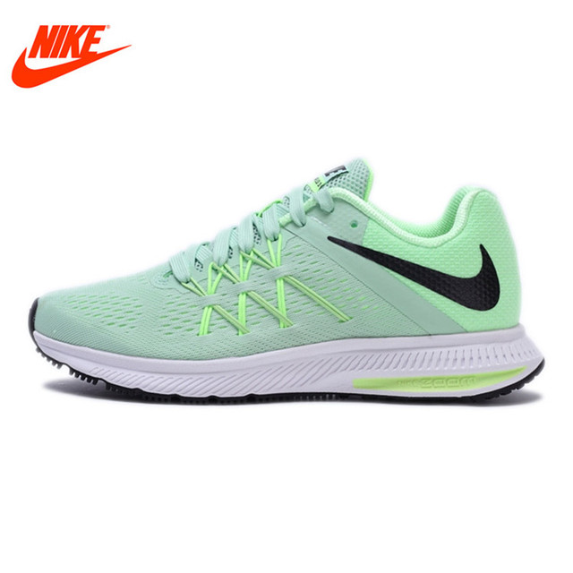 wholesale dealer a9aa8 05a51 Original NIKE New Arrival 2017 Spring ZOOM WINFLO 3 Womens Running Shoes  Sneakers nike zoom winflo 3 womens sky blue ...