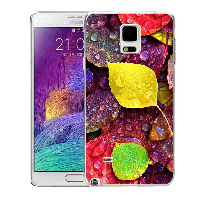 QMSWEI miękkie etui na telefon TPU dla samsung Note5 S8 s6 s7 krawędzi s4 s5 s3 C5 C9 note3 note4 S9plus flory czekoladowe miękkie ananas przypadku