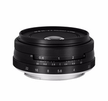 Meike MK-M4/3-28mm-f/2.8 28mm f2.8 fixed manual focus lens for M4/3 system Mirrorless Camera