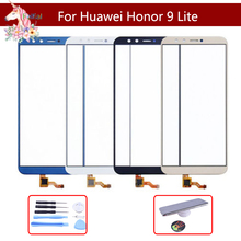 5.0 Touchscreen For Huawei Honor 9 Lite 9LITE LLD-AL00 LLD-AL10 LLD-TL10 LLD-L31 Touch Screen Panel Sensor Digitizer Front Glass