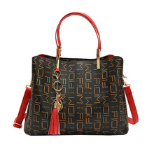 2019 Summer New Women's European and American Fashion Atmosphere Handbag Ladies Shoulder Bag Large Capacity Messenger Bag