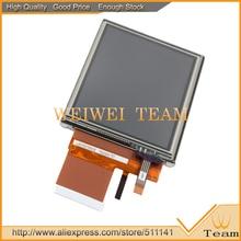 """Novo 3.5 """"para topcon estação total GPT 7500 gpt7500 gpt 7500 GTS 750 gts750 display lcd + painel de toque reparação substituição"""