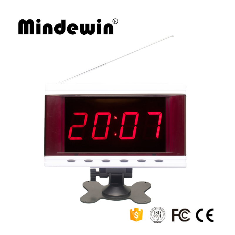Price Match App >> 2017 Mindewin Electronic Number Display Wireless Calling ...
