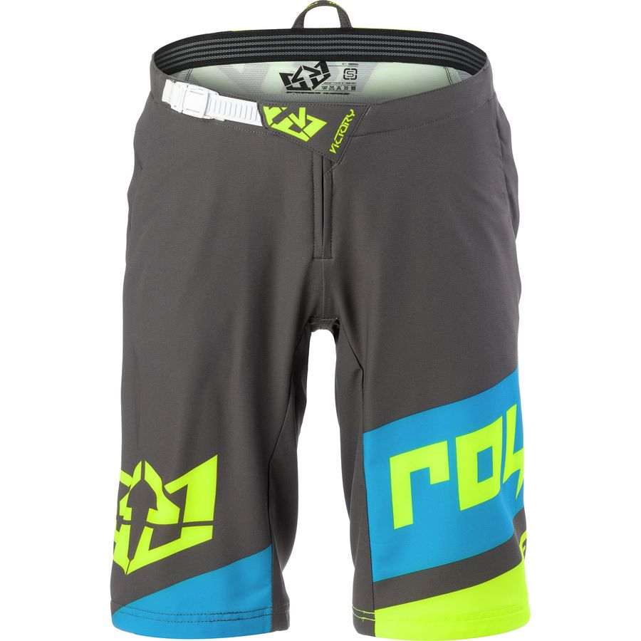 Short vtt homme DH Enduro MX Motocross Dirt Bike tout-terrain course moto pantalon court