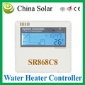 Intelligent  Split Solar Water Heater Controller anti-dry heating fctn  SR868C8 , control pump or 3-way electromagtenic valves